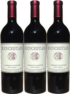 3 Bottle Library Vertical of Napa Valley Cabernet Sauvignon - Vintages 2003-2005