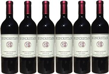 6 Bottle Library Vertical of Napa Valley Cabernet Sauvignon - Vintages 2000-2005