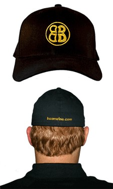 Buoncristiani Embroidered Hats